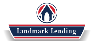 Landmark Lending Website Logo